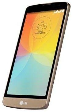 Мобильный телефон LG L Bello D335 Gold - 2