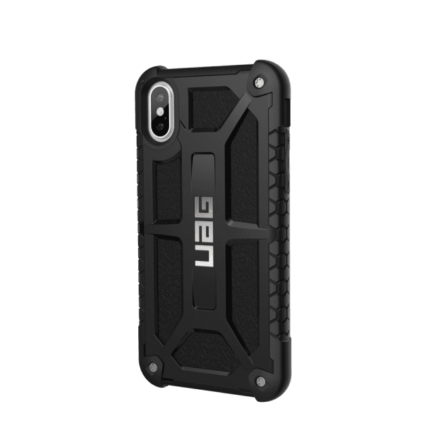 Чехол UAG iPhone X Monarch Black от Територія твоєї техніки - 4