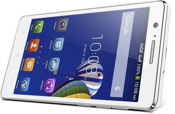 Мобильный телефон Lenovo A536 White - 2
