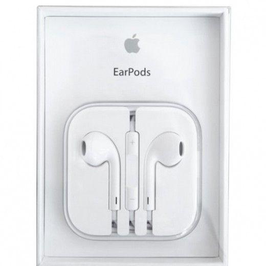 Наушники Apple EarPods с пультом управления (MD827LL) для iPhone (Retail Box) - 2