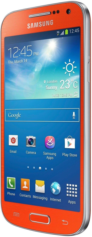 Мобильный телефон Samsung I9190 Galaxy S4 Mini Orange - 3