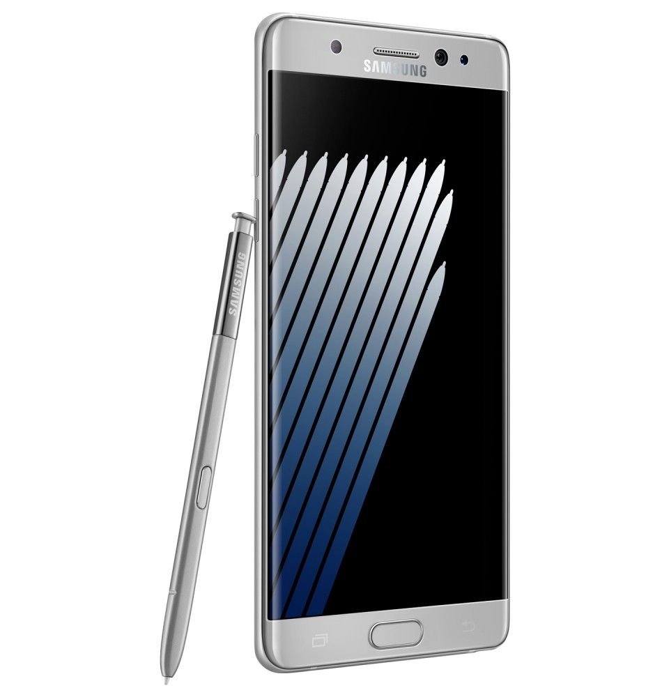 Мобильный телефон Samsung Galaxy Note 7 64GB (SM-N930) Silver - 1