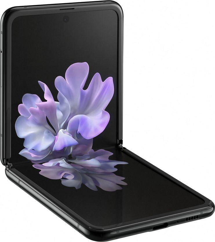 Смартфон Samsung Galaxy Z Flip 8/256Gb (SM-F700FZKDSEK) Black от Територія твоєї техніки - 6