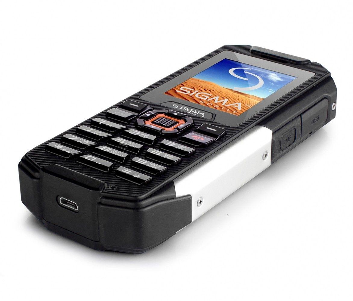 Мобильный телефон Sigma mobile X-treme IT68 - 4