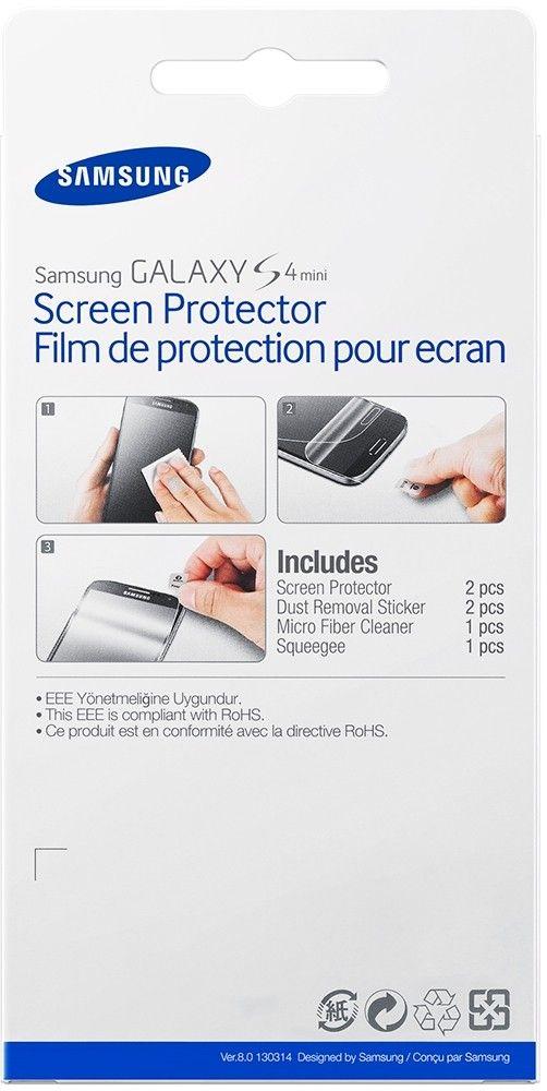 Защитная пленка для Galaxy S4 mini ET-FI919CTEGWW - 1