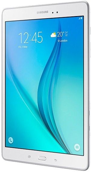 "Планшет Samsung Galaxy Tab A 9.7"" 16GB White (SM-T550NZKASER) - 4"
