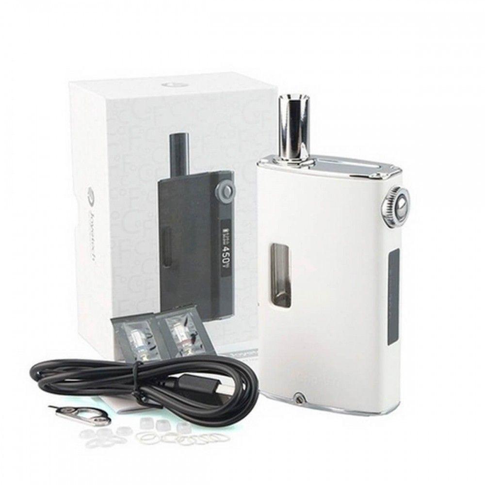 Стартовый набор Joyetech eGrip VT Kit 30W White (JTEGVTK30WTCWT) - 2