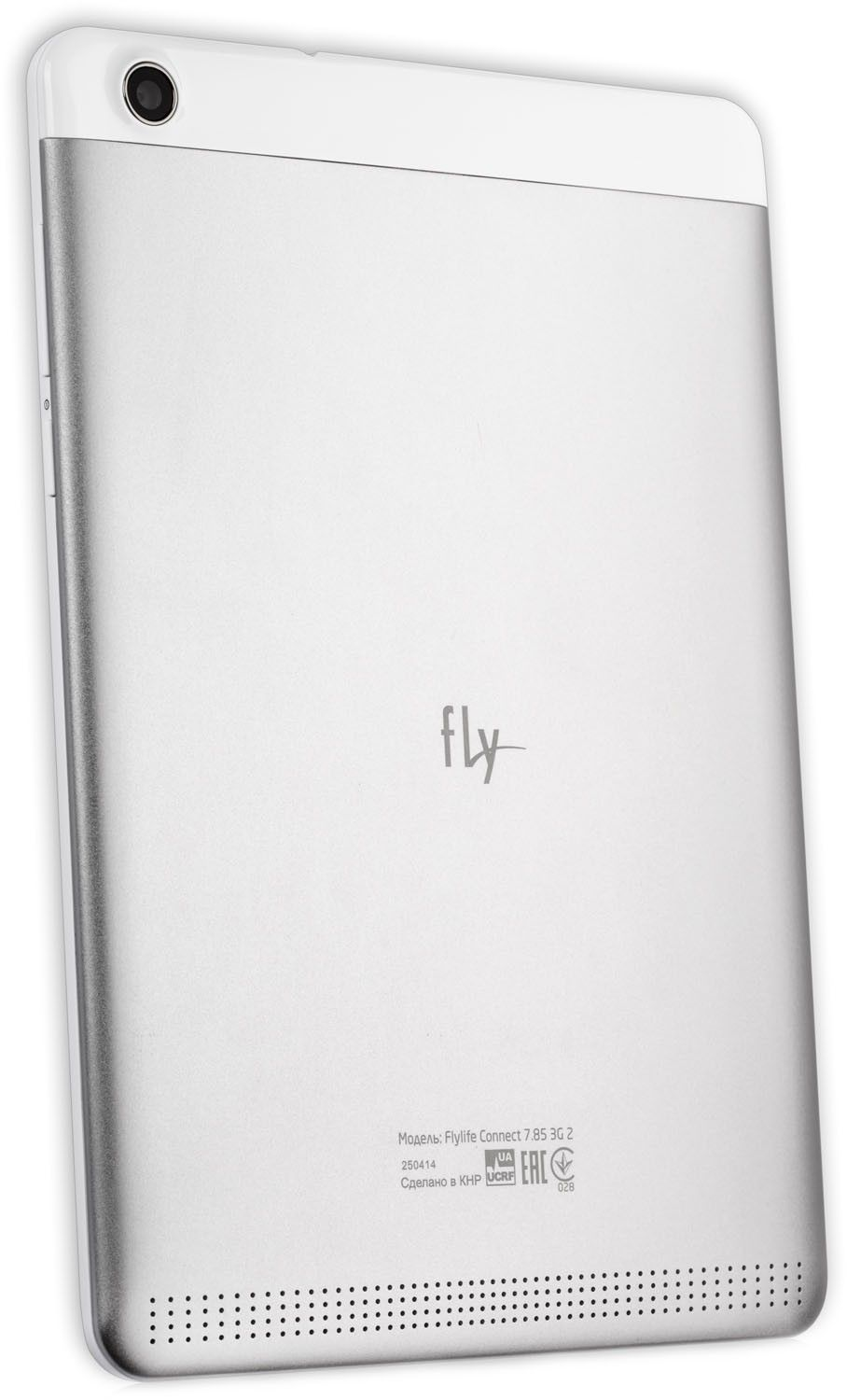 Планшет Fly Flylife Connect 7.85 3G 2 White - 1