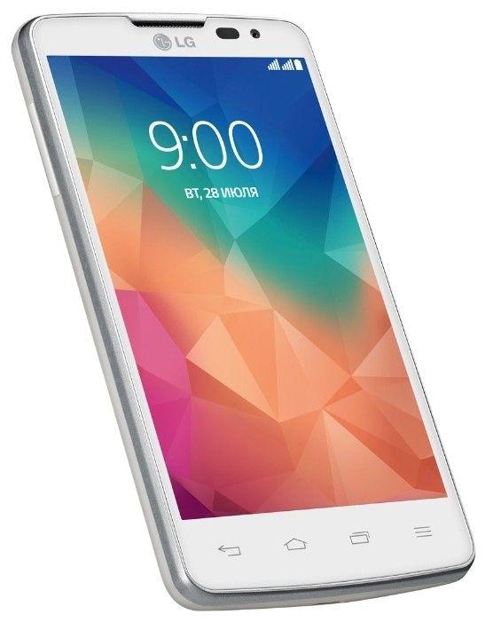 Мобильный телефон LG L60 Dual X135 White - 1