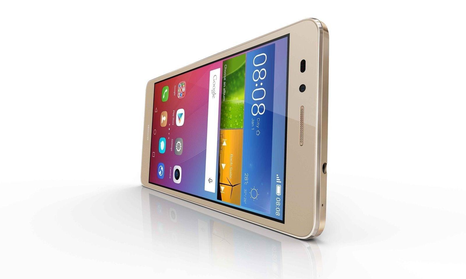 Мобильный телефон Huawei GR5 Dual Sim Gold - 6