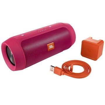 Портативная акустика JBL Charge2+ Pink (CHARGE2PLUSPINKAM) - 5