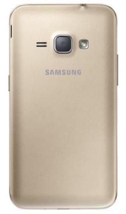 Мобильный телефон Samsung Galaxy J1 2016 SM-J120H Gold - 1