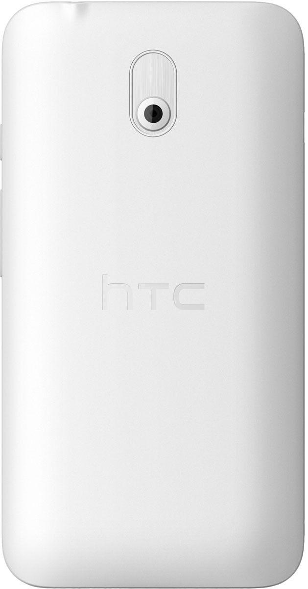 Мобильный телефон HTC Desire 210 Dual Sim White - 1