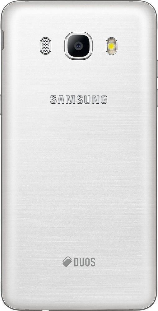 Мобильный телефон Samsung J510H Galaxy J5 2016 16GB White (SM-J510HZWDSEK) - 1
