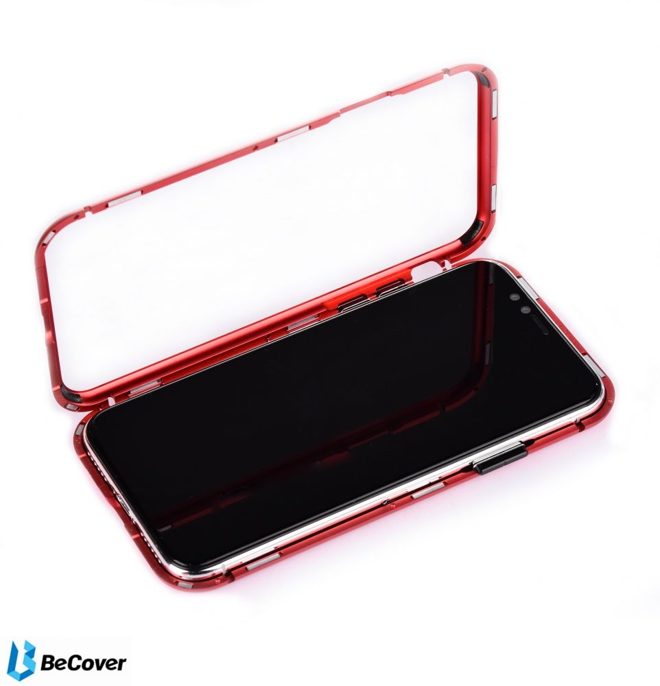 Панель BeCover Magnetite Hardware для Samsung Galaxy S10 Plus SM-G975 (703522) Red