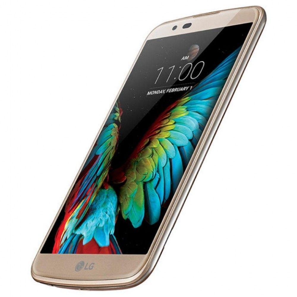 Мобильный телефон LG K410 K10 Gold (LGK410.ACISSG) - 3