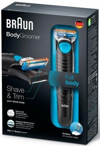 Триммер BRAUN Body Groomer BG5010  - 2