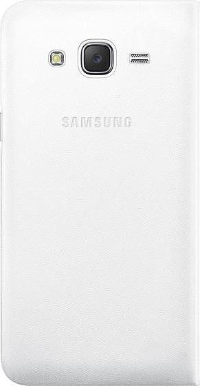 Чехол Samsung Flip Wallet для Samsung Galaxy J5 White (EF-WJ500BWEGRU) - 1