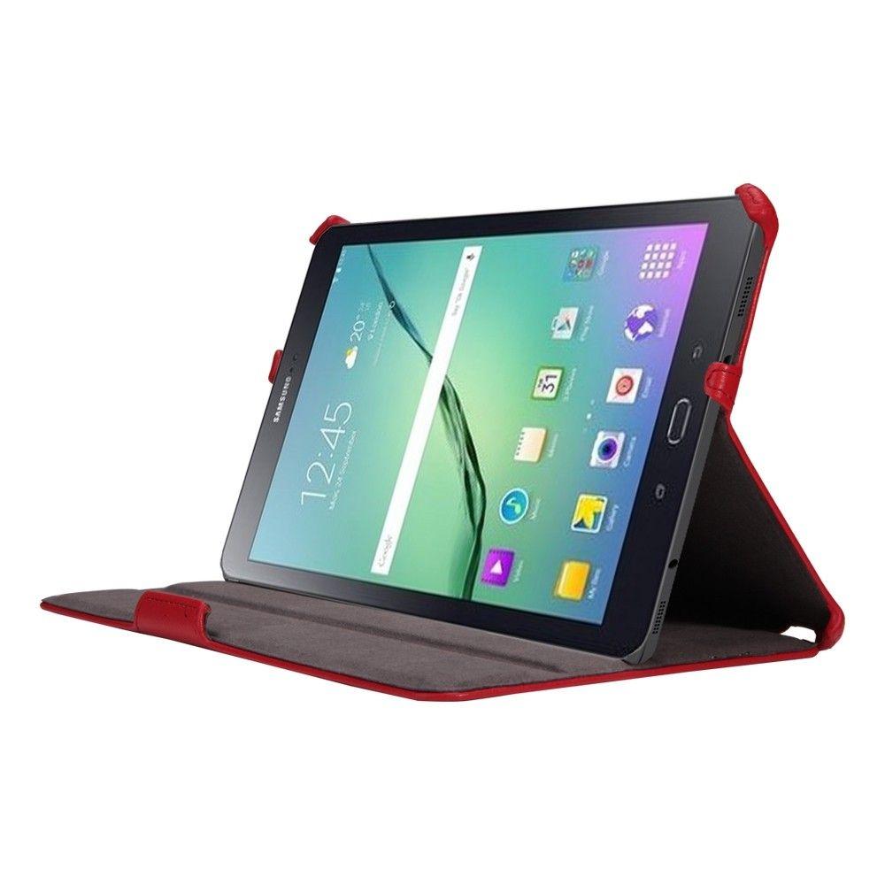 Обложка AIRON Premium для Samsung Galaxy Tab S 2 9.7 Red - 1