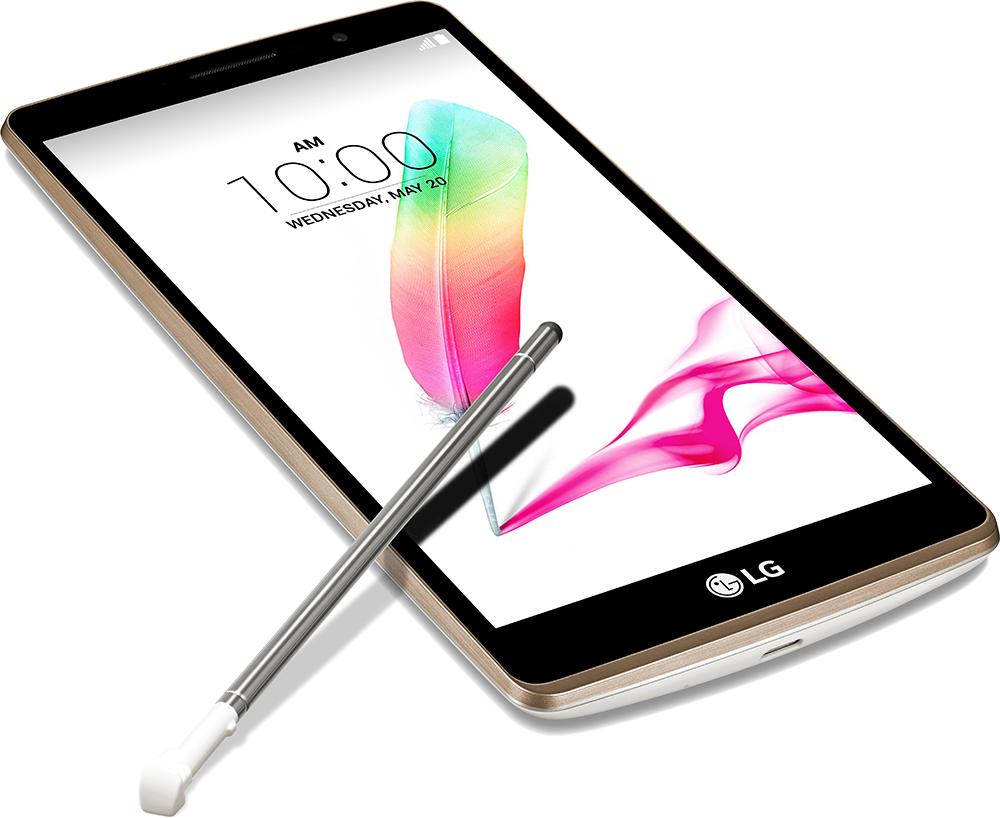 Мобильный телефон LG G4 Stylus H540F White - 3