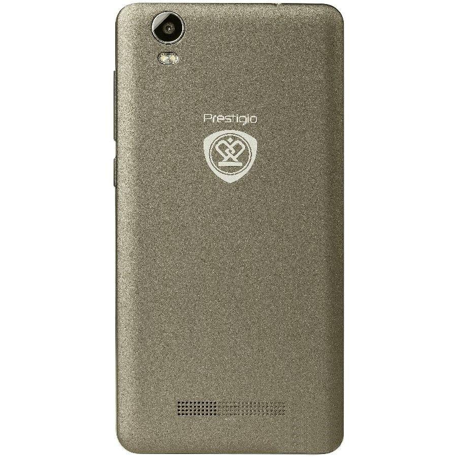 Мобильный телефон Prestigio 5502 Muze A5 Dual Metal - 1