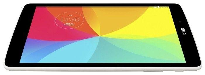 Планшет LG G Pad 8.0 GSM V490 White (LGV490.ACISWH) - 2