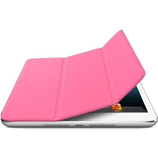 Чехол-книжка Apple Smart Cover Polyurethane для iPad mini Retina (MD968) Pink - 2