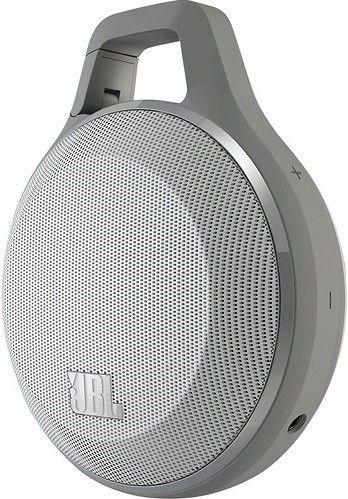 Портативная акустика JBL Clip+ Gray (CLIPPLUSGRAY) - 4