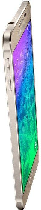 Мобильный телефон Samsung Galaxy Alpha G850F Frosted Gold - 3
