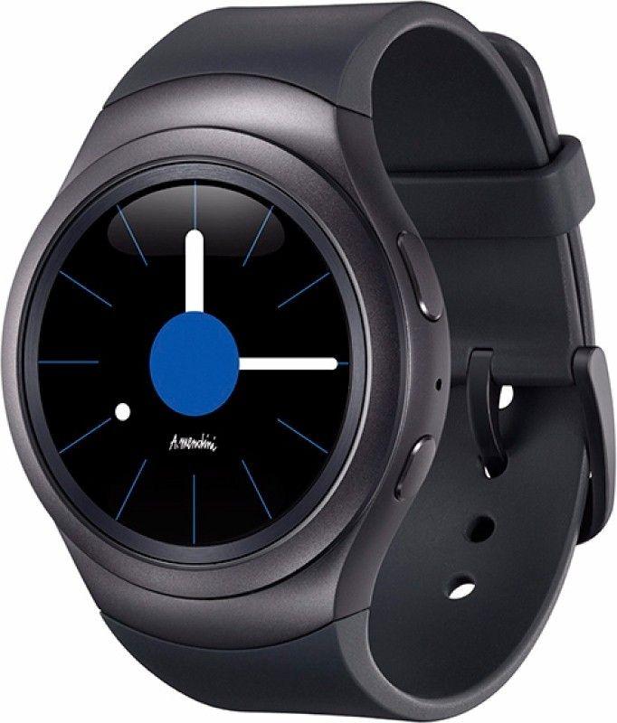 Смарт часы Samsung Galaxy Gear S2 (SM-R7200ZKABTU) Black - 3