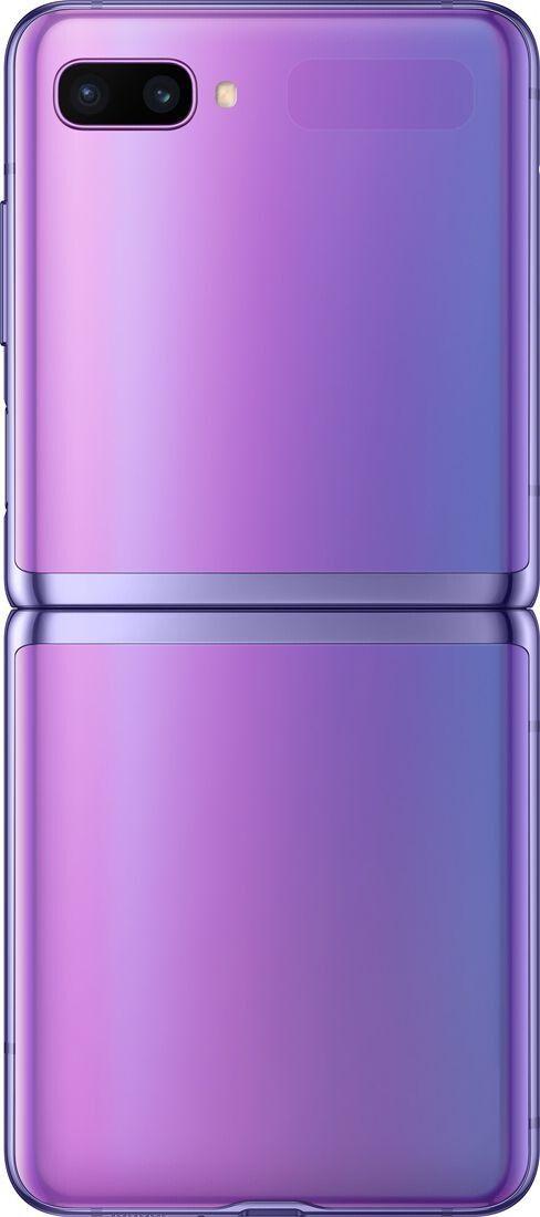 Смартфон Samsung Galaxy Z Flip 8/256Gb (SM-F700FZPDSEK) Purple от Територія твоєї техніки - 9