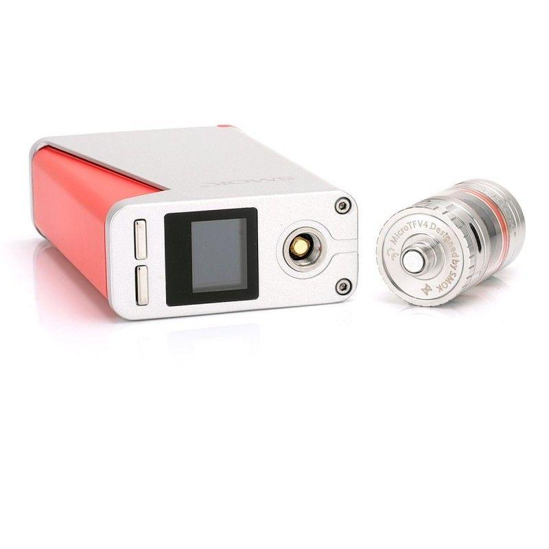 Стартовый набор Smok H-Priv Kit Silver (SMOHPRIVKSL) - 2