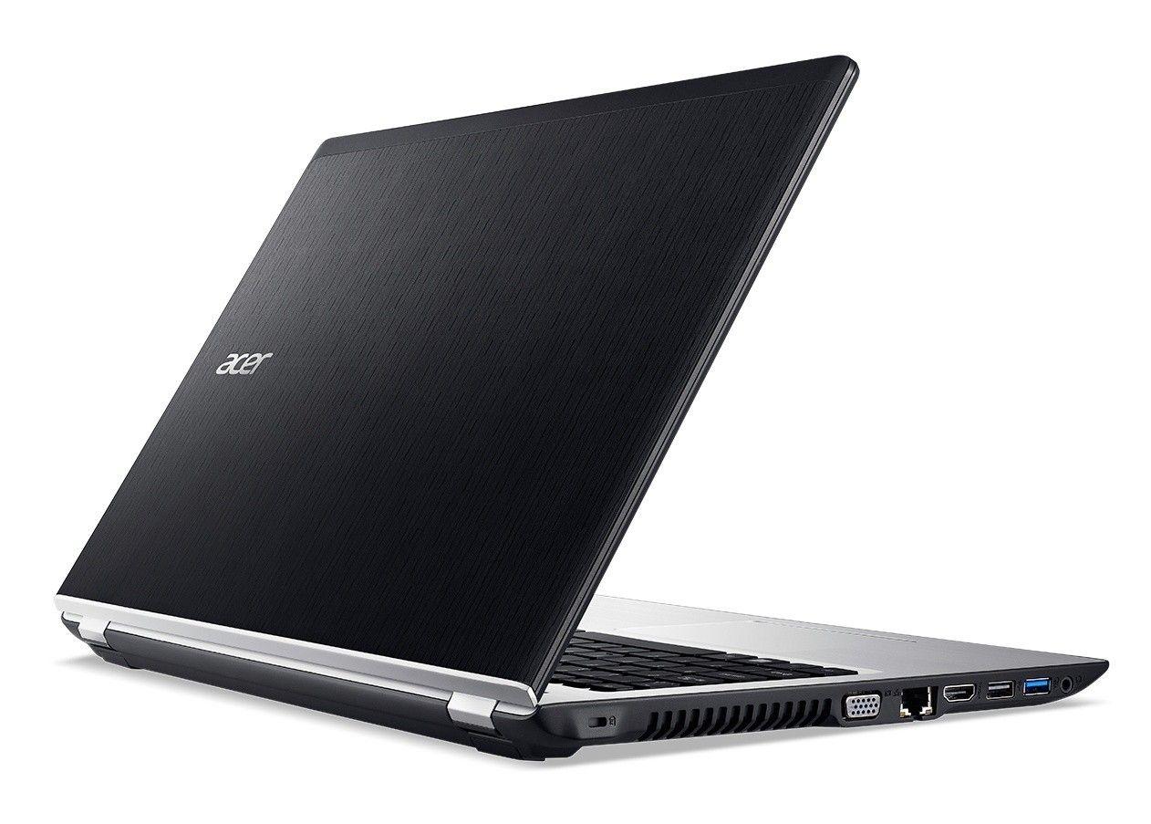 Ноутбук Acer Aspire V3-574G-75FH (NX.G1UEU.010) Black-Silver - 1