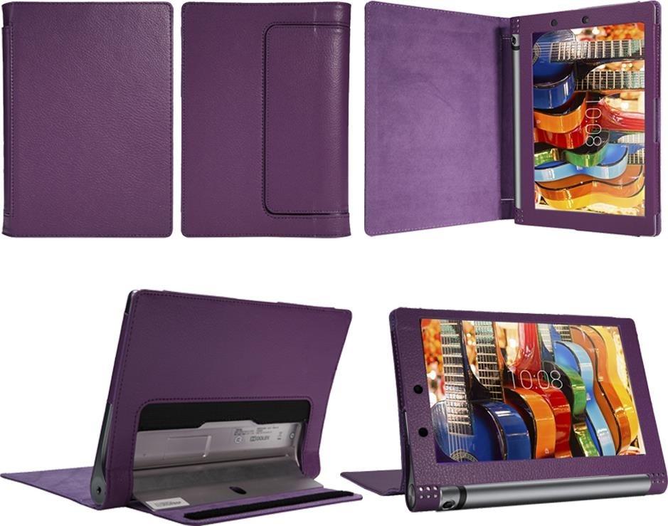 Обложка AIRON Premium для Lenovo Yoga Tablet 3 8'' Violet - 1