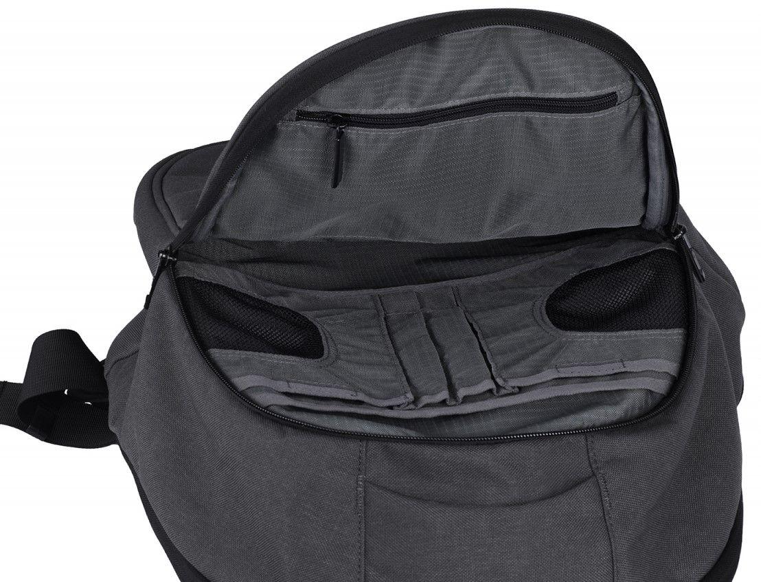 """Рюкзак для ноутбука 2E 16"""" (2E-BPN65007DG) Dark Grey от Територія твоєї техніки - 6"""