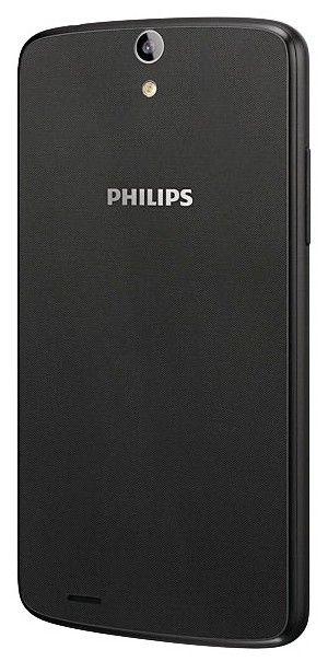 Мобильный телефон Philips Xenium V387 Black - 3