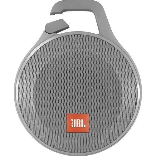 Портативная акустика JBL Clip+ Gray (CLIPPLUSGRAY) - 1