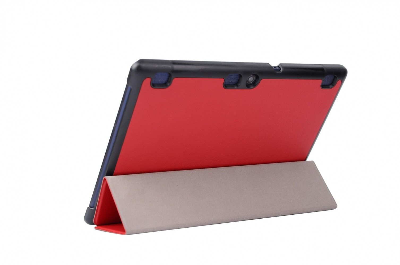 Обложка AIRON Premium для Lenovo Tab 2 A7 red - 2