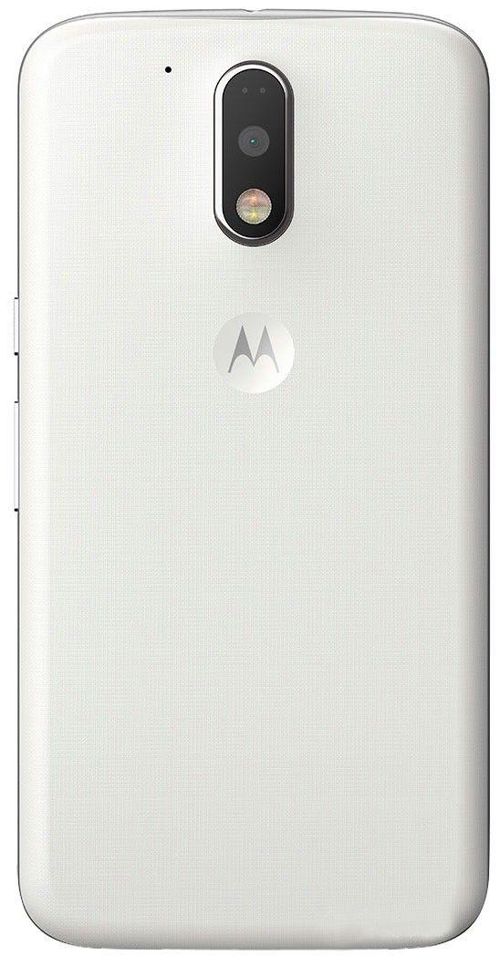 Мобильный телефон Motorola Moto G4 Plus (XT1642) White - 2