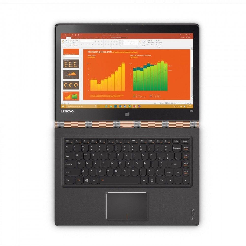Ноутбук Lenovo Yoga 900-13 (80MK00MBUA) Gold - 5