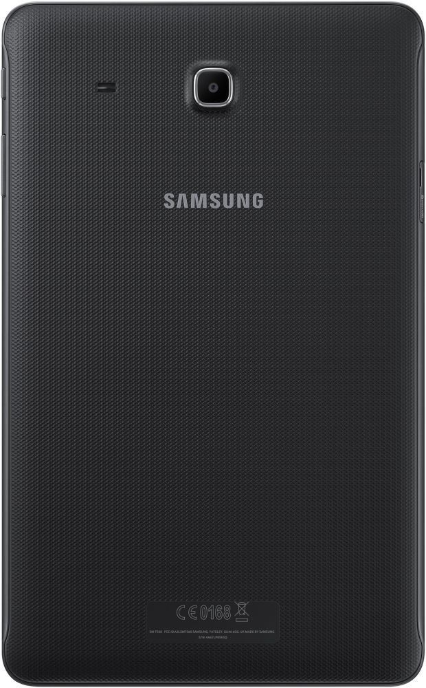 "Планшет Samsung Galaxy Tab E 9.6"" Black (SM-T560NZKASEK) - 1"