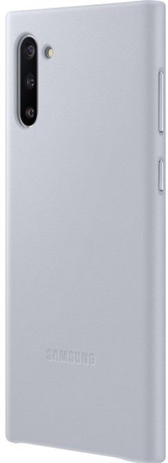 Чехол Samsung Leather Cover для Samsung Galaxy Note 10 (EF-VN970LJEGRU) Gray от Територія твоєї техніки - 4