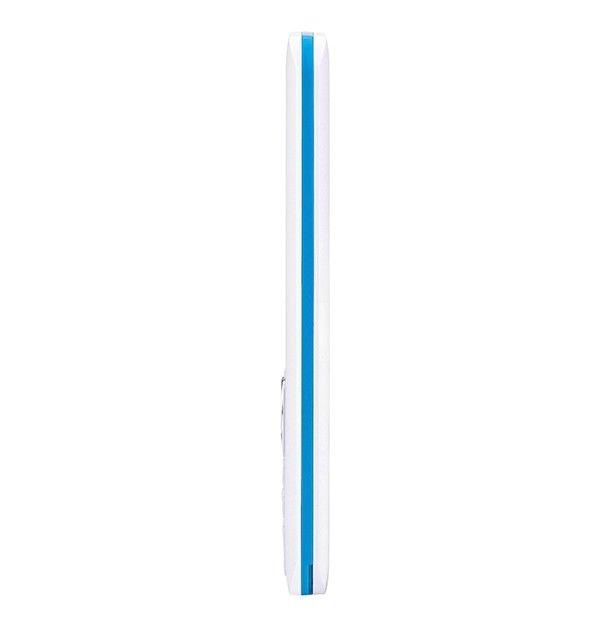 Мобильный телефон Nomi i243 White-Blue - 1