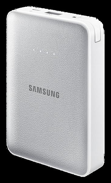 Портативная батарея Samsung EB-PG850BSRGRU Silver - 2