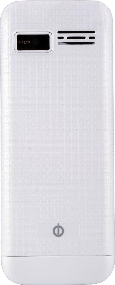 Мобильный телефон Nomi i182 White - 1