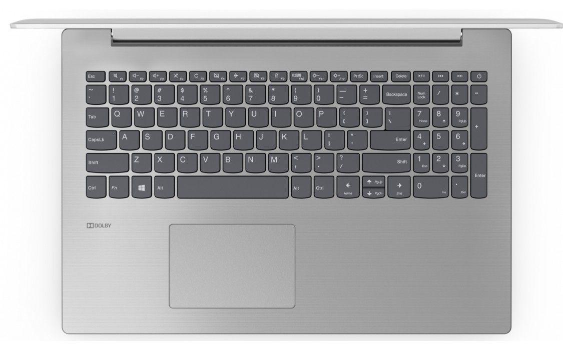 Ноутбук Lenovo IdeaPad 330-15IKB (81DC007JRA) Platinum Grey от Територія твоєї техніки - 6