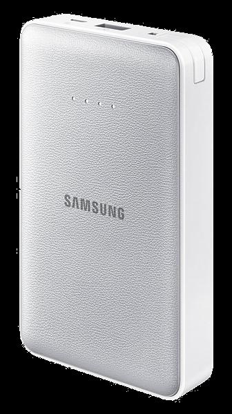 Портативная батарея Samsung EB-PN915B 11300 mAh Silver (EB-PN915BSRGRU) - 2