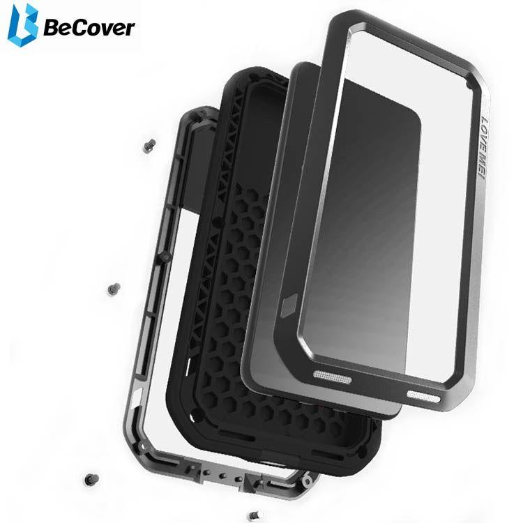 Панель Love Mei Powerful для Huawei P20 Lite (BC_703122) Black от Територія твоєї техніки - 6