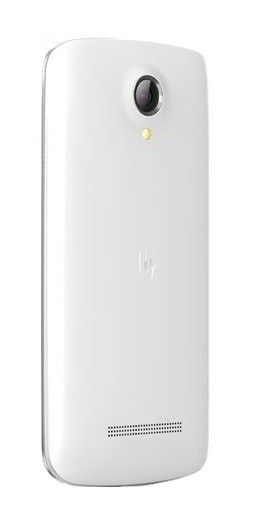 Мобильный телефон Fly IQ4404 Spark White - 1