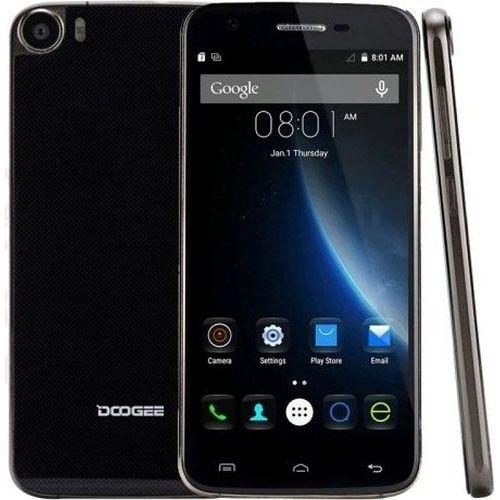 Мобильный телефон Doogee F3 Black - 1